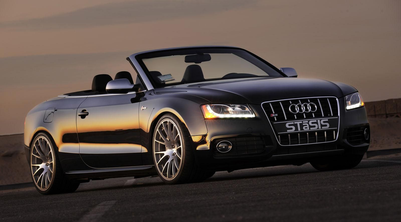 Just picked up the audi s5 cabriolet as my new ride meet my new mid