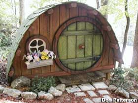 1000 images about Fairy House on Pinterest Gardens Doors and