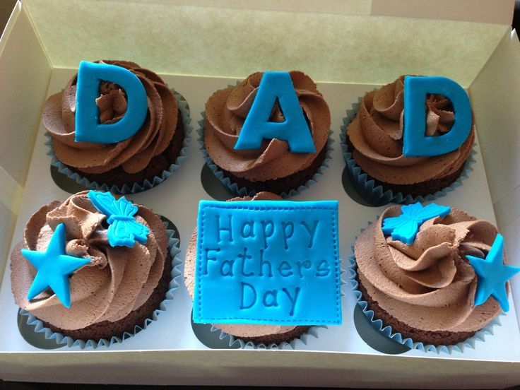 Check Out Our Selection Of The Top 5 Father's Day Cupcakes