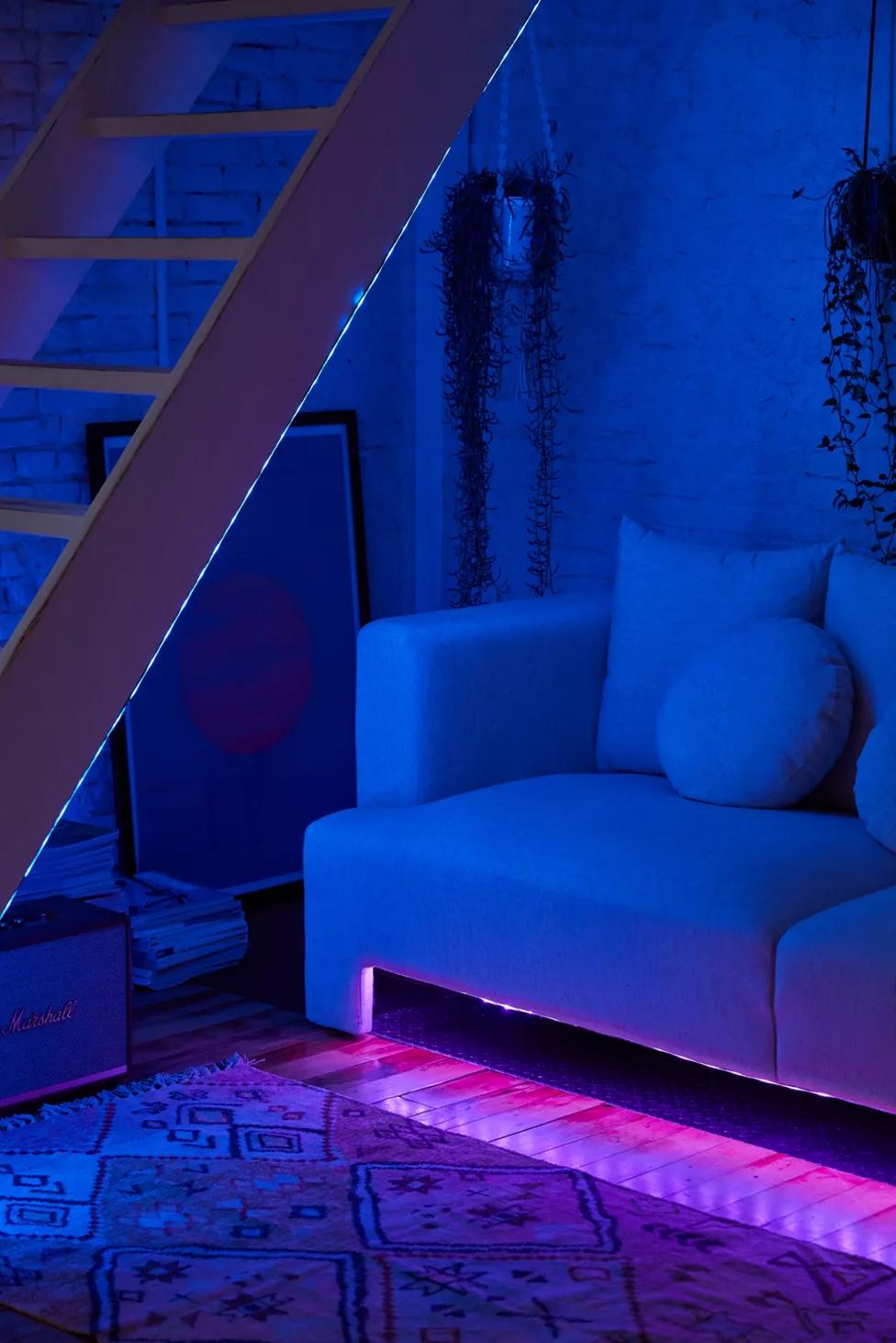 Brilliant Ideas SoundReactive Strip Light Urban