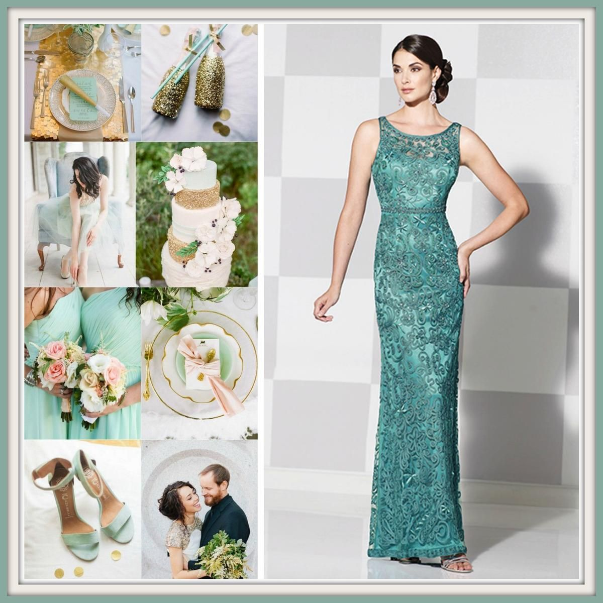 Mon Cheri Mother Of The Bride Dresses: 115604 - Click Cameron Blake By Mon Cheri