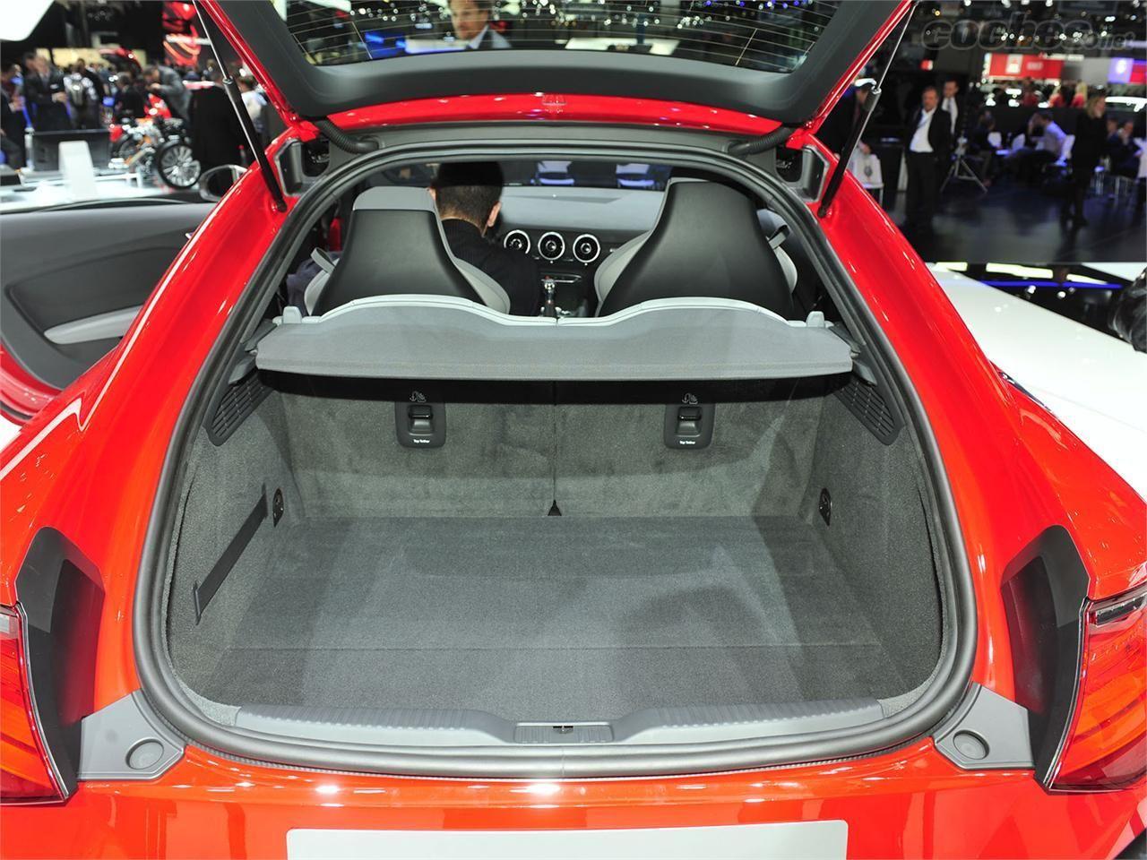Audi TTS - Fotos Los deportivos en Ginebra, de la A a la Z
