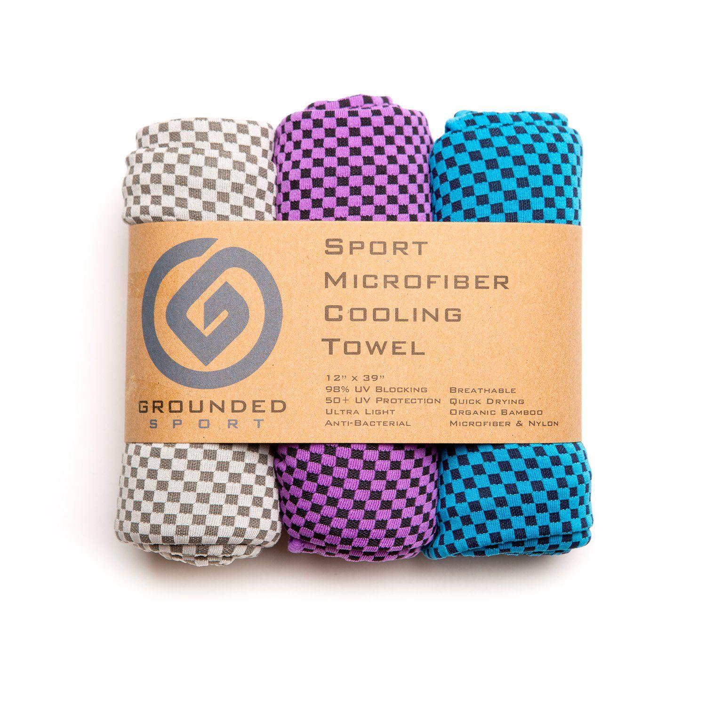 Keklle 6 Pack Cooling Towel Super Absorbent Cooling Towel For
