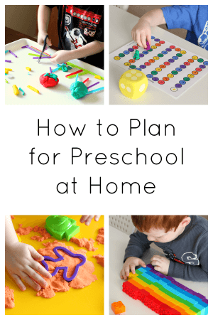 Photo of How to Plan for Preschool at Home