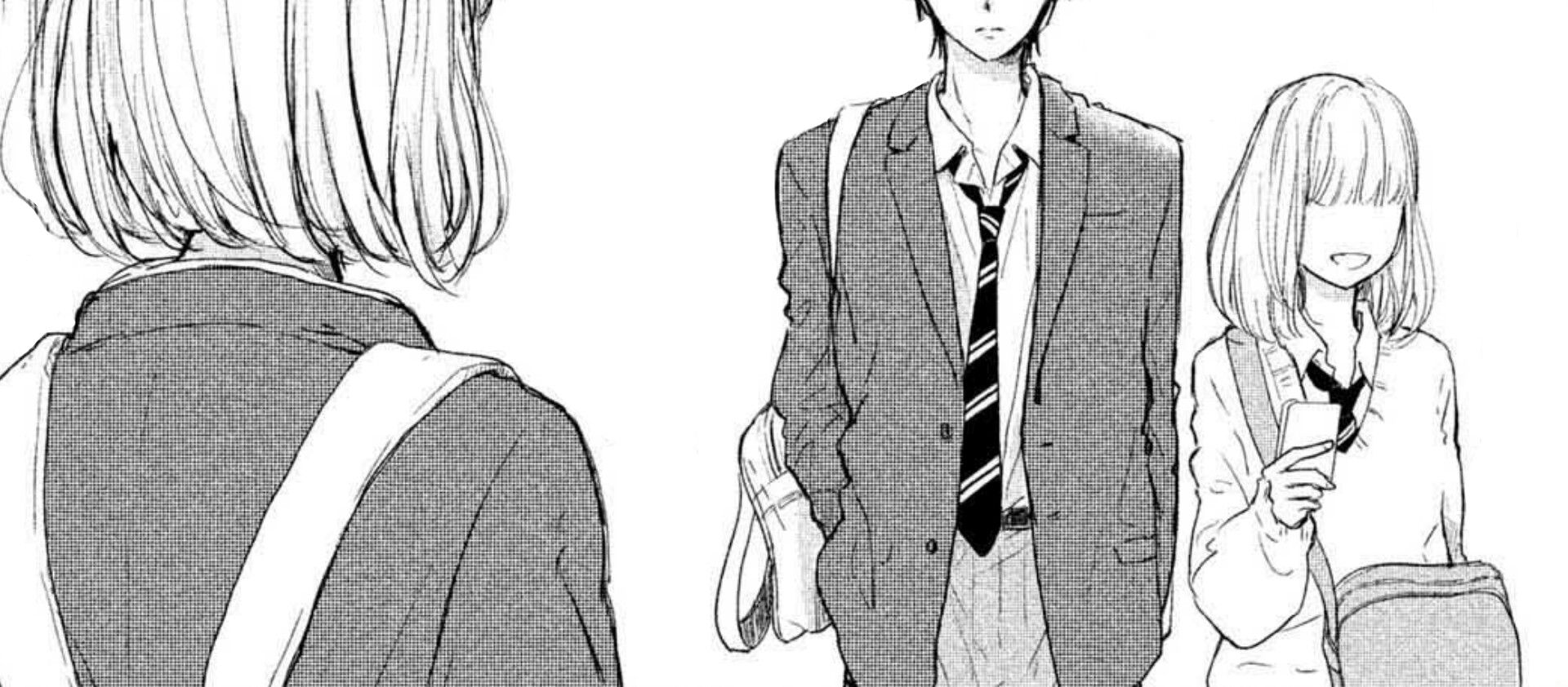 Houkago koishita manga shoujo couple romance love cute style houkago koishita manga shoujo couple romance love cute style fashion tumblr boy and girl sad jealous voltagebd Choice Image