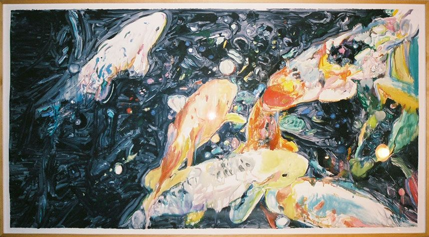 Joseph Raffael Paintings For Sale