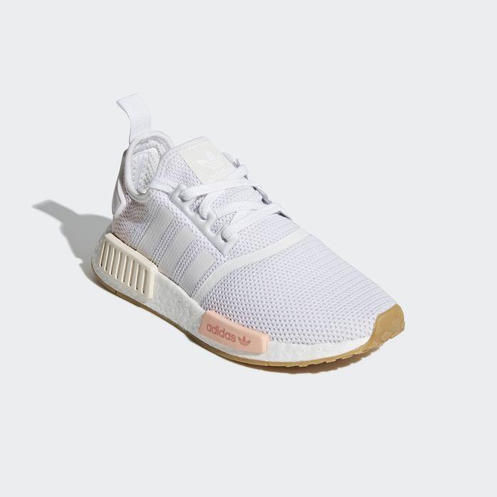 e622c9107545f NMD R1 Shoes White 5.5 Womens Adidas Nmd R1