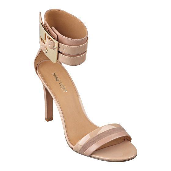 Nine West 2014 Ilkbahar Yaz Ayakkabi Koleksiyonu Ankle Strap Open Toe Sandals Ankle Strap Sandals