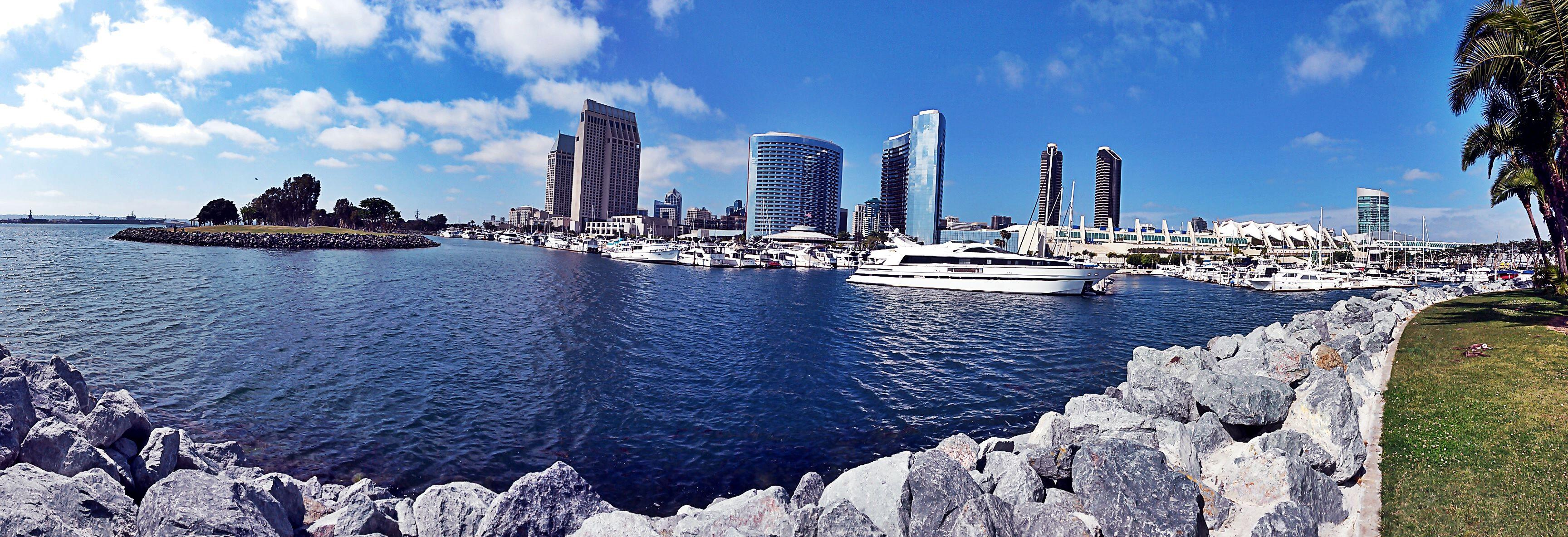 Embarcadero Downtown San Diego