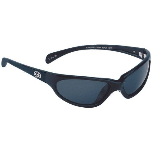 45811a08878c7 Gargoyles Heat Sunglasses - Polarized - Shiny Black Frame   Smoke Lens  Gargoyles.  39.99.