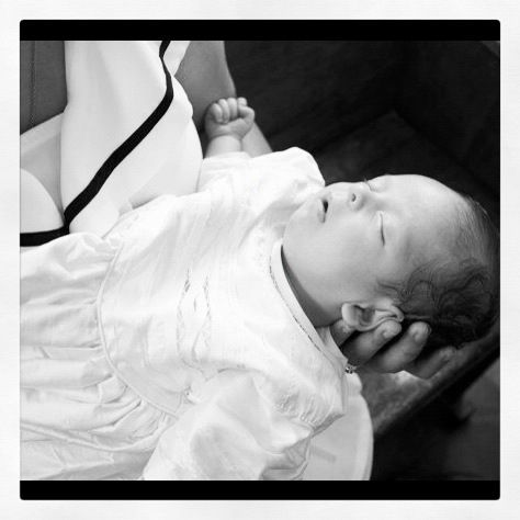 baptism...