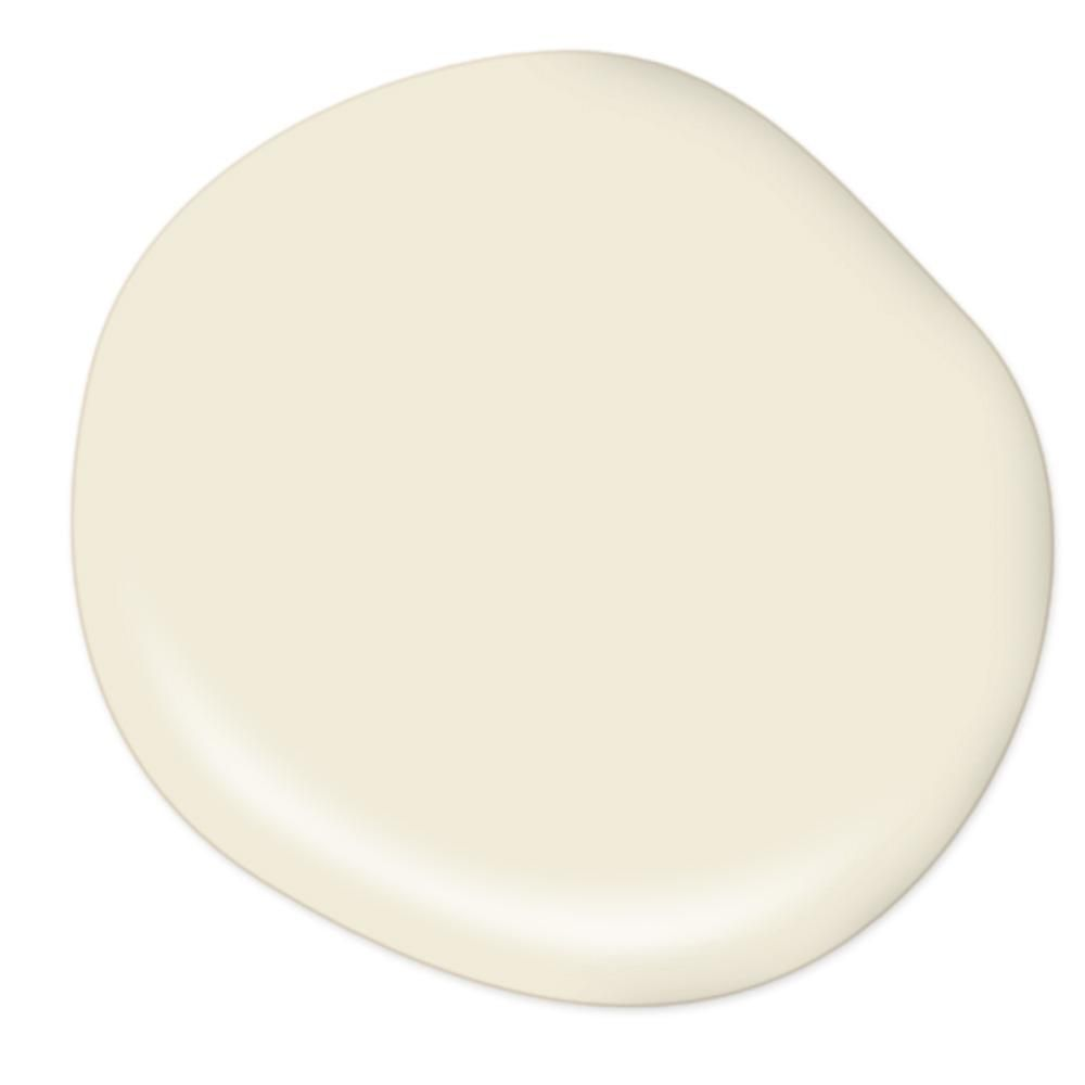 Behr Premium Plus 5 Gal Ppu7 13 Coastal Beige Eggshell Enamel Low Odor Interior Paint And Primer In One 205005 The Home Depot Painted Kitchen Cabinets Colors White Paint Colors French Country Decorating