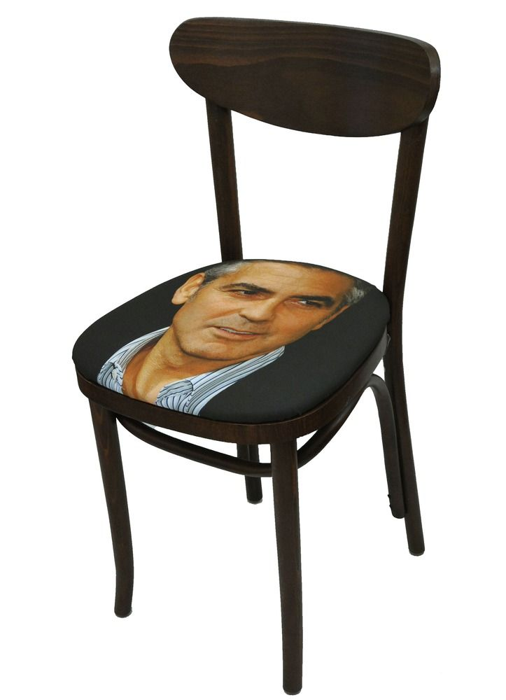 sit on george clooney's face and make yourself comfortable.