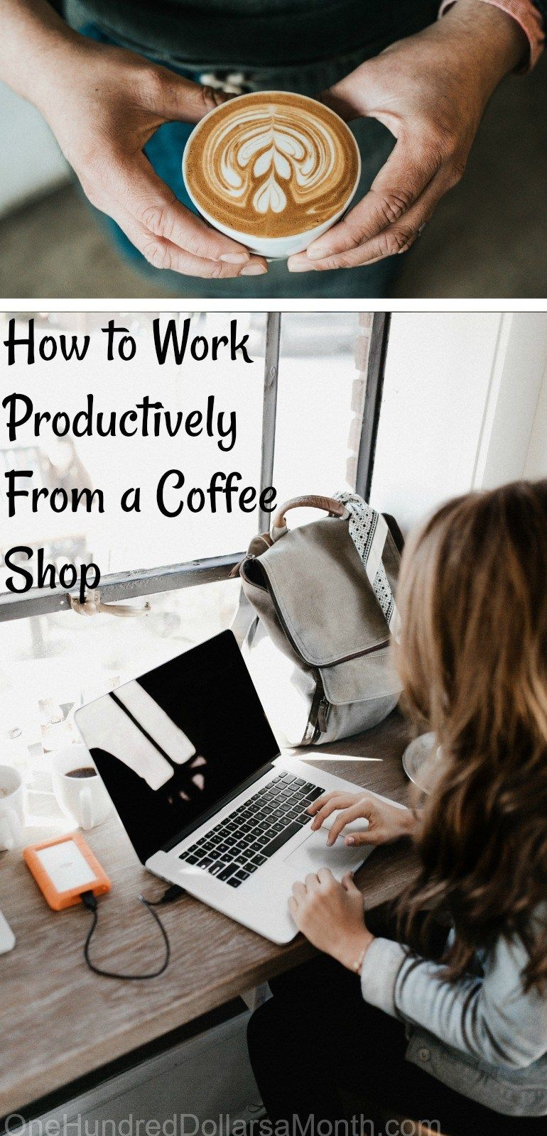 How to Work Productively From a Coffee Shop This or that