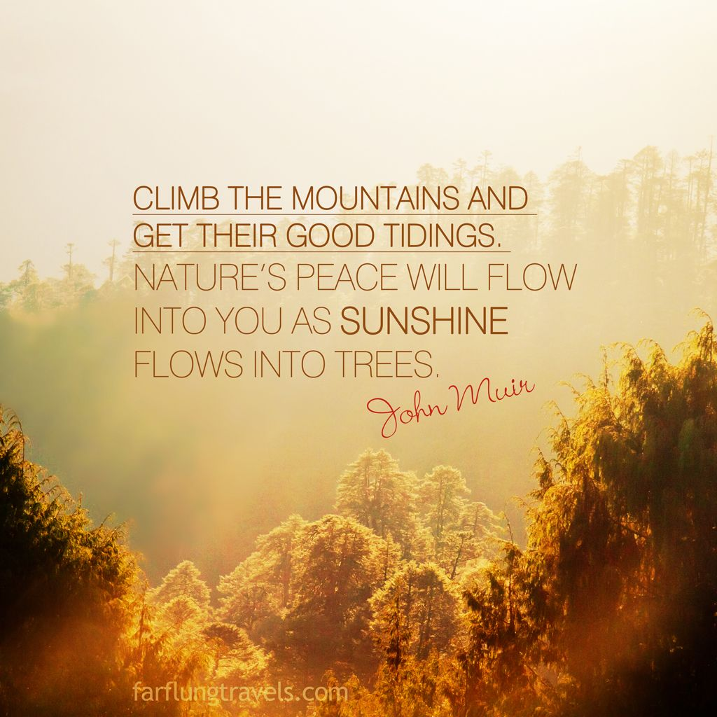 Cuba Travel Quotes: 5 Great Places To Walk In John Muir's Footsteps. Http
