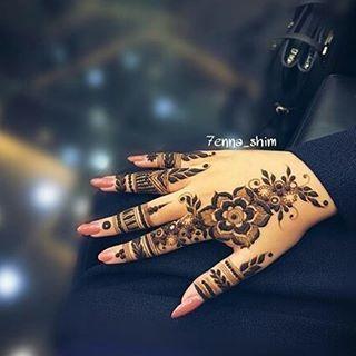شرايكم الراعي الرسمي للحساب مجوهرات كهرمان للذهب Kahraman Gold Kahraman Gold حنه حناء حنا نقش حناء حنا Henna Hand Tattoo Finger Henna Hand Henna