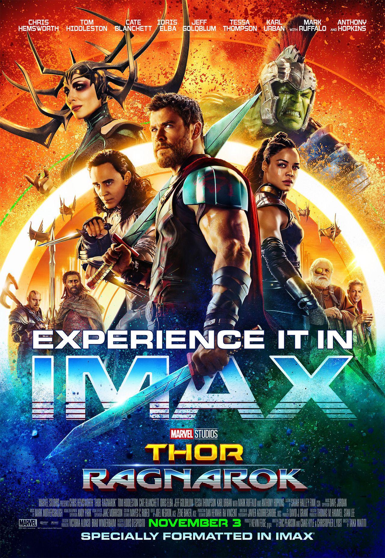 Thor Ragnarok Imax Poster Full Movies Full Movies Online Free