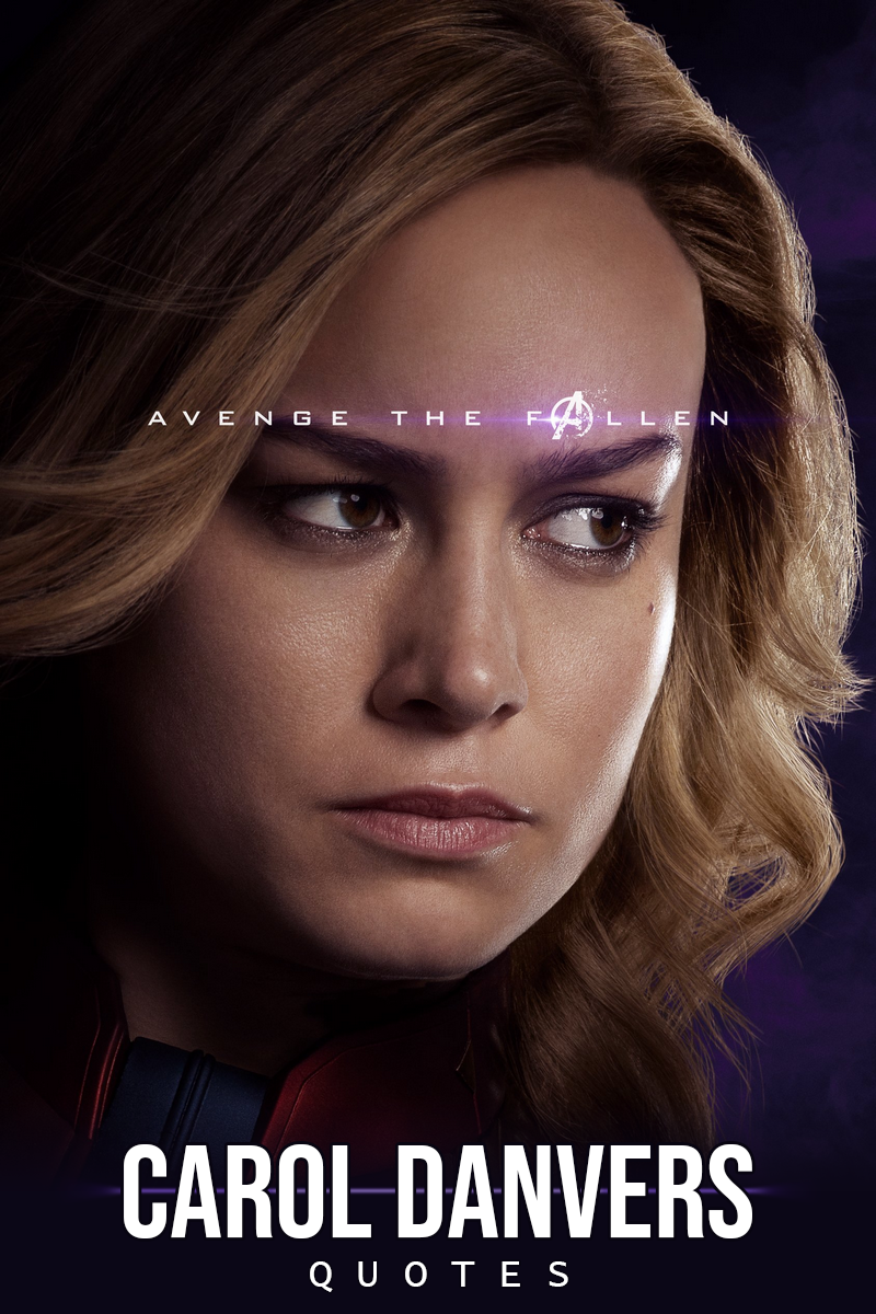best 'carol danvers (captain marvel)' quotes | captain marvel