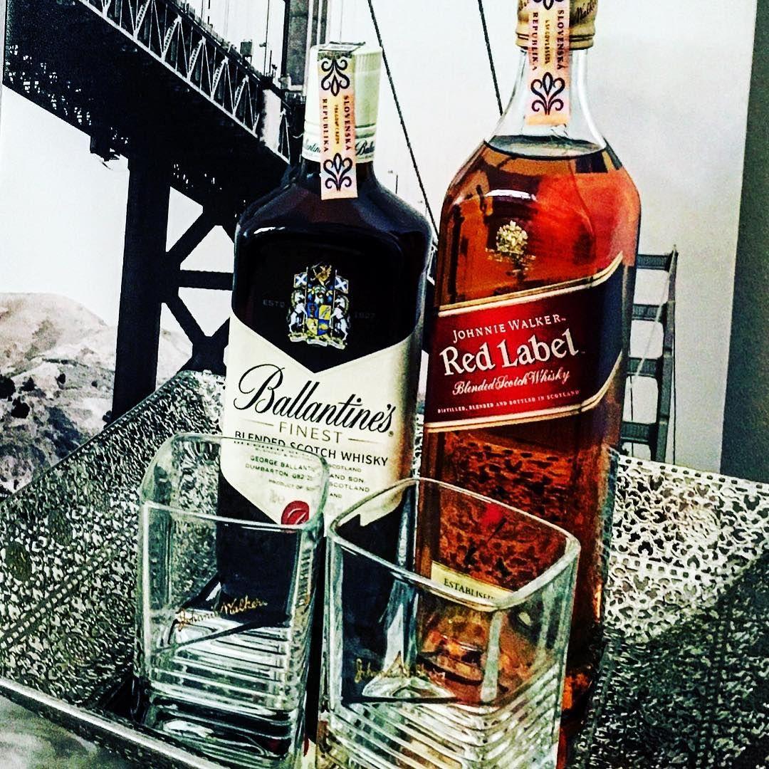 Johnniewalker Redlabel Ballantines Scotchwhisky Whisky Whiskylover Relaxing Time Whiskylove Viski Alkol