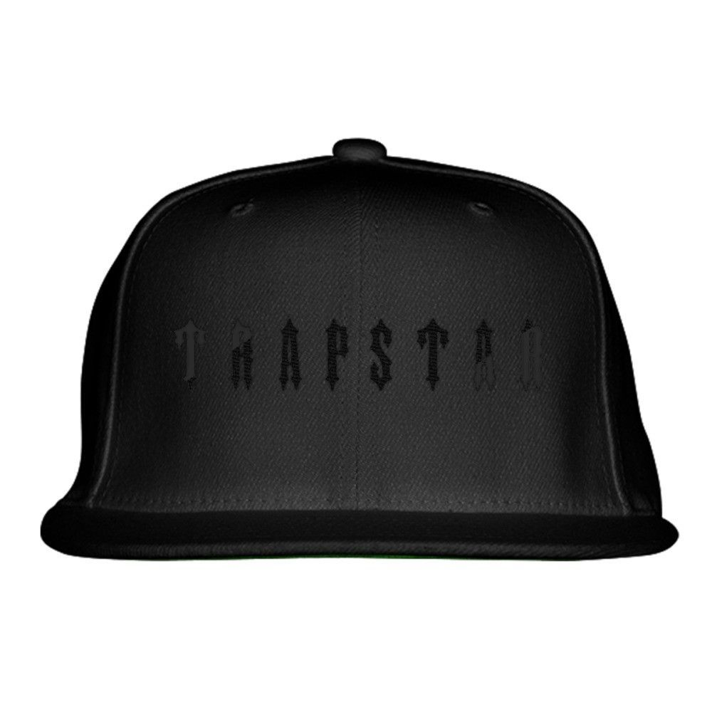 Trapstar Embroidered Snapback Hat
