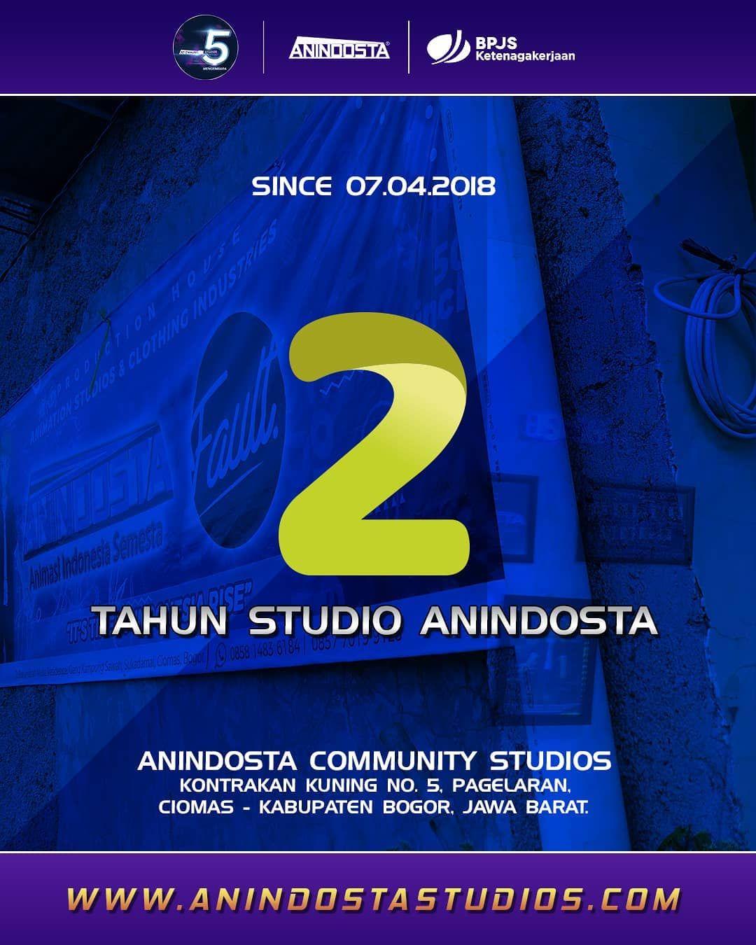 2 Tahun Berlalu Sejak Pertama Kali Kami Mempunyai Sebuah Workspace Sendiri Yang Kami Namai Sebagai Studio Mini Studio Di Kontrakan Kata Harian Nasional Yang Pe