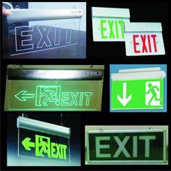 Led Exit Sign Exit Sign Light Bulb Bulb