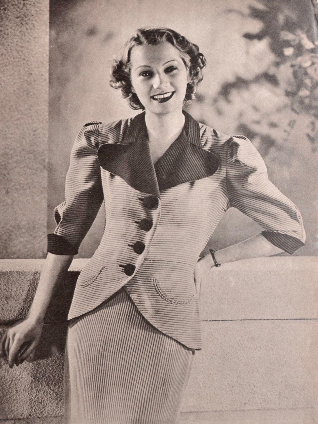 1932 #womensfashionvintageclassy #womensfashionvintage40s