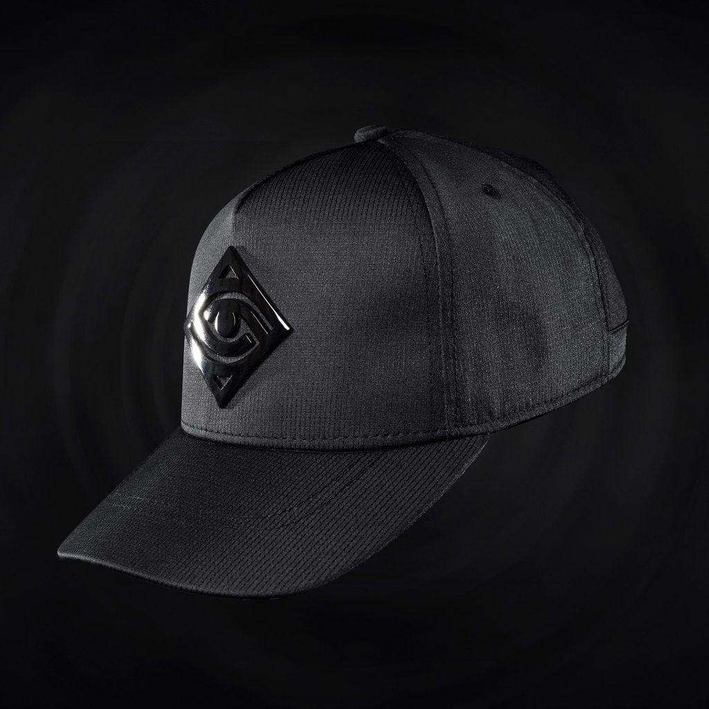 7f088eb519c BLACK PORTAL Nylon Cyberpunk Cap – Damascus Apparel