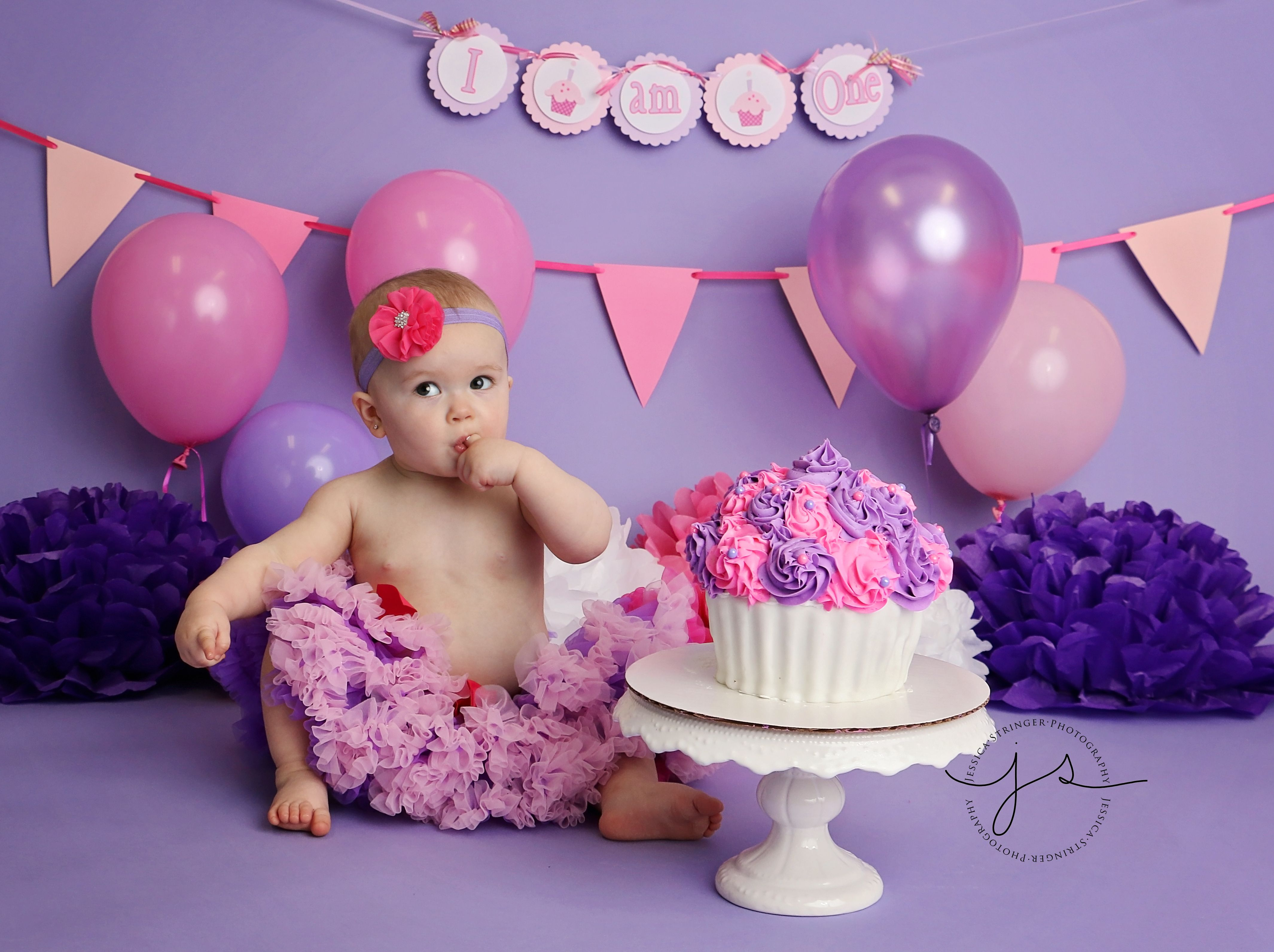 Excellent Jessica Stringer Photography Newborn Milestone Cake Smash Funny Birthday Cards Online Overcheapnameinfo