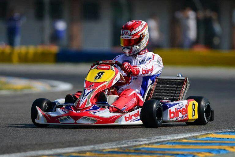 Az lbp karting mérkőzés sikertelen