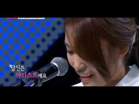 [K팝스타] 이진아 시간아 천천히 - YouTube