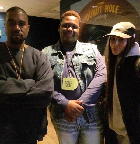 Kim And Kanye Help Alton Sterling S Eldest Son Celebrate 16th Birthday Kim And Kanye Kanye West And Kim Kim Kardashian And Kanye