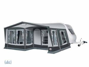 Dorema Royal 350 De Luxe available NOW at Awnings Direct ...