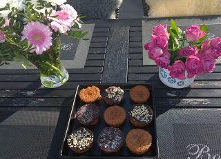Kutsu vapauteen: Vähähiilihydraattiset muffinit- kaksi eri ohjetta