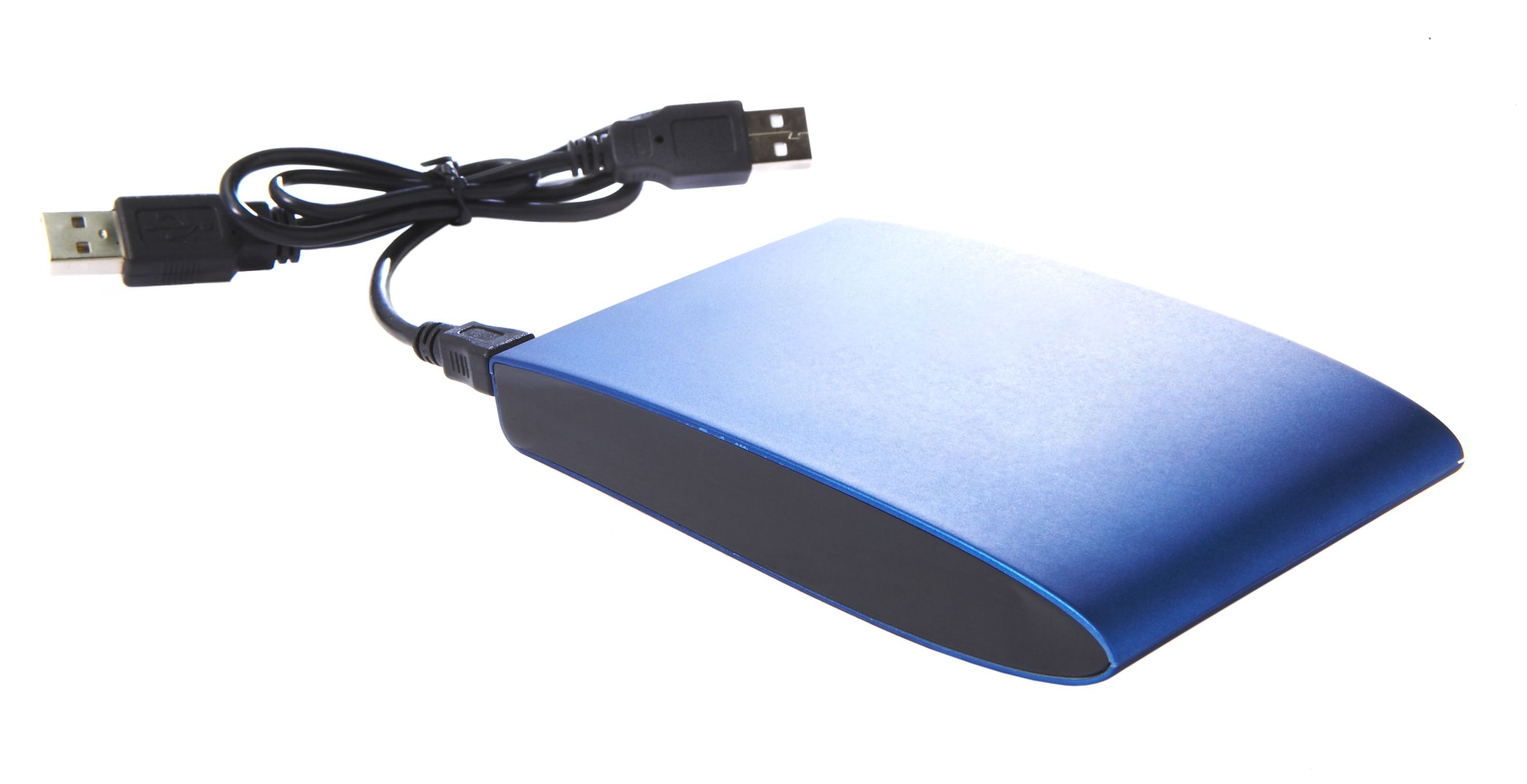 Cómo reparar un disco duro USB externo