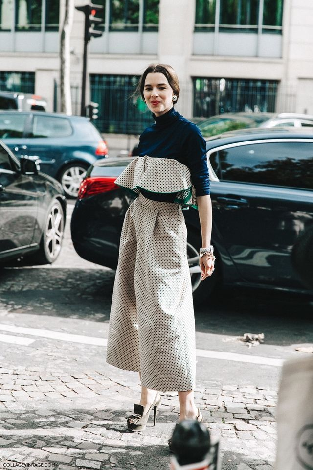 PARIS FASHION WEEK STREET STYLE #6 | Collage Vintage | Bloglovin ...