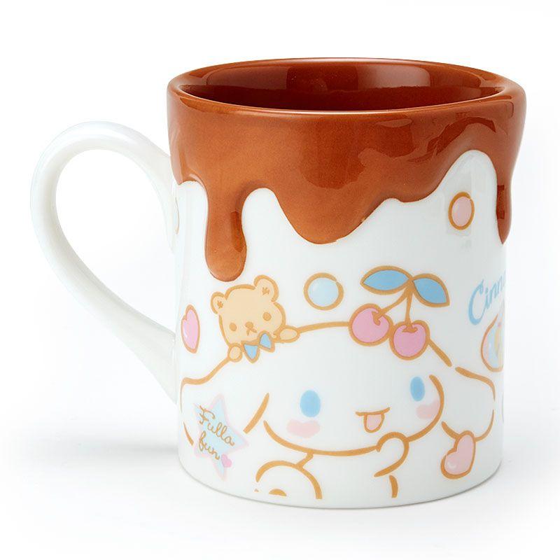 Cinnamoroll Sanrio Ceramics Kawai Cute Japan Free Shipping New Mug Cup