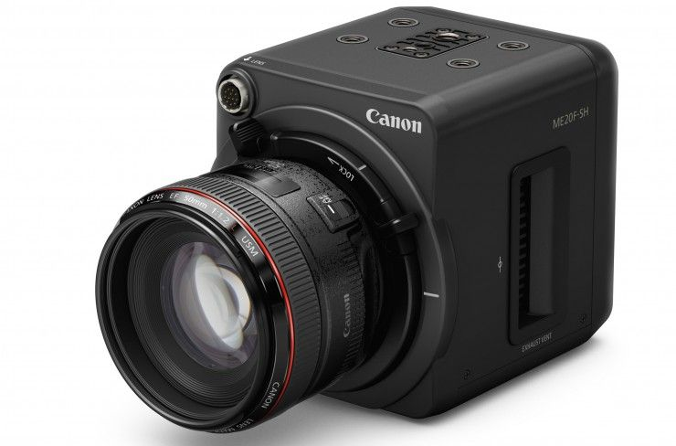 New Canon Full Frame 35mm Camera Sees In The Dark With 4 Million Max Iso Full Frame Camera Camera Video Camera