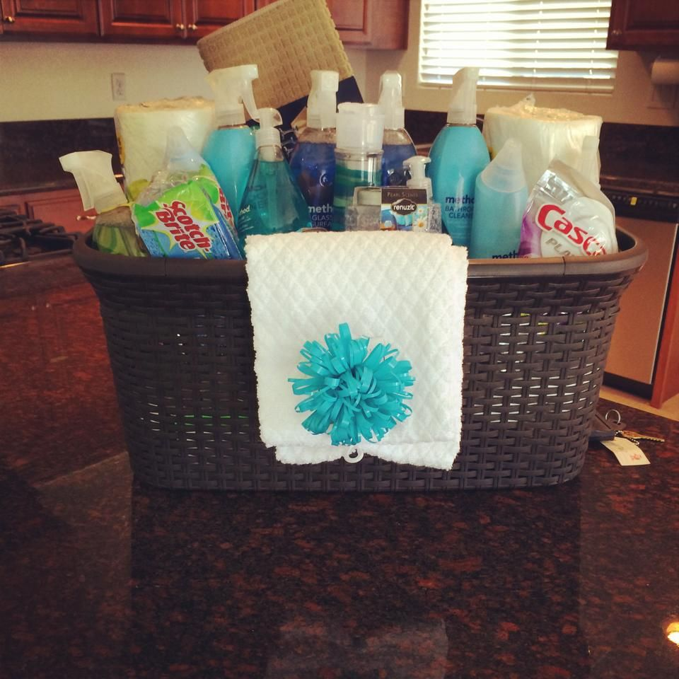 New Home Gifts Gift Baskets Gifts Com: Closing Gift I Put Together For My Client!!! Realtor, Real