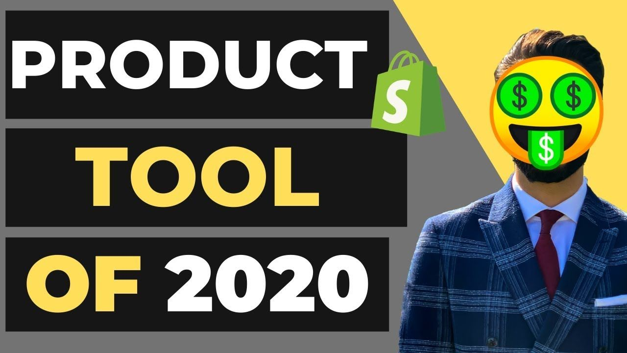 BEST Tool To Find Winners 2020 Shopify Dropshipping