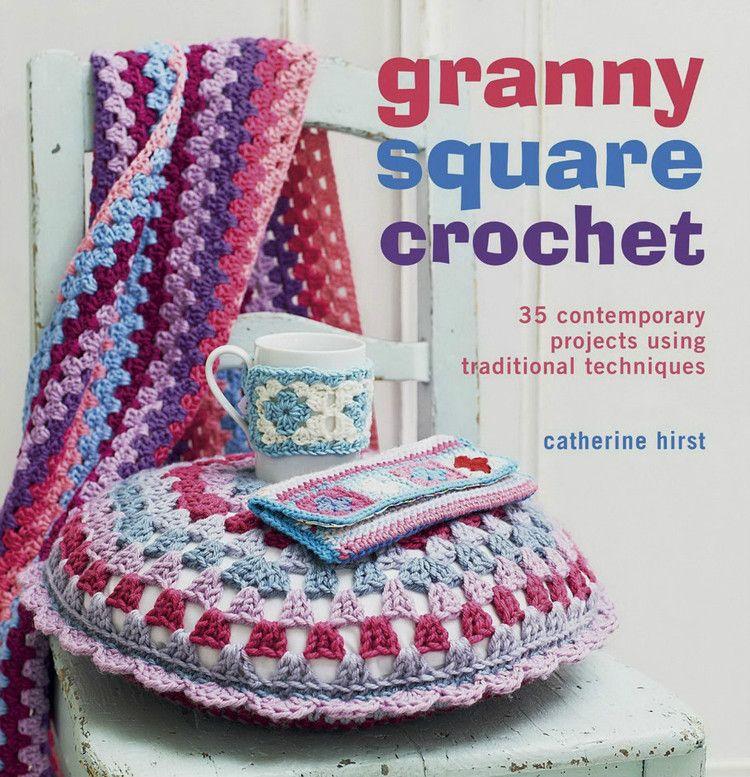 Pin de Idoia Castuera en Patrones Granny Square   Pinterest ...