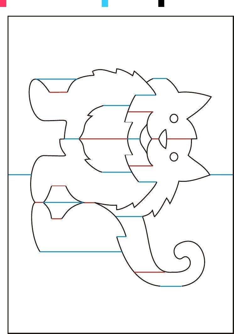 33544749148904baf73106741152ba2e Jpg 642 984 Pop Up Card Templates Pop Up Cards Kirigami Templates