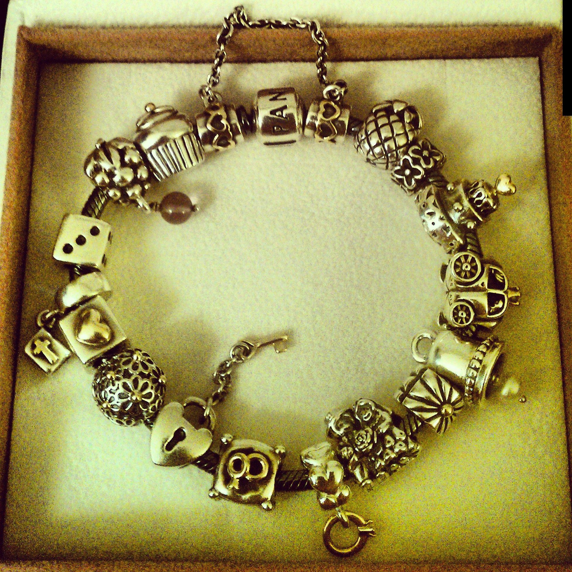 Dating charm bracelet story