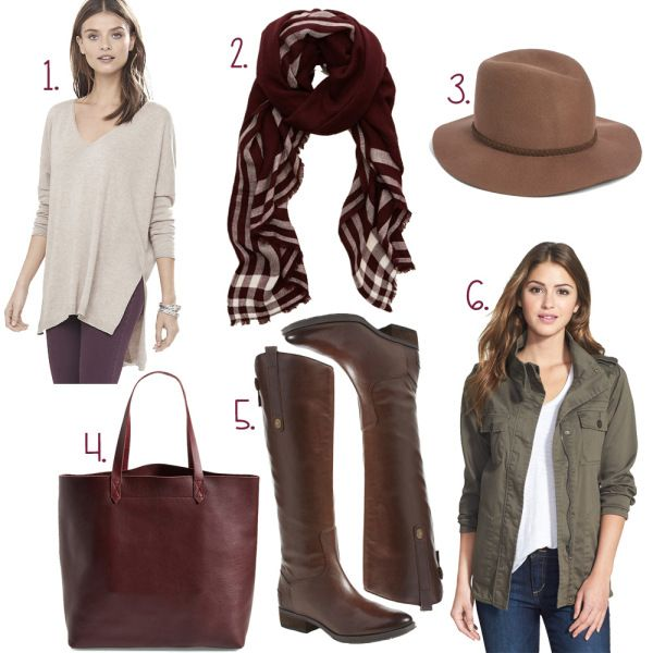 Fall Essentials #ootd