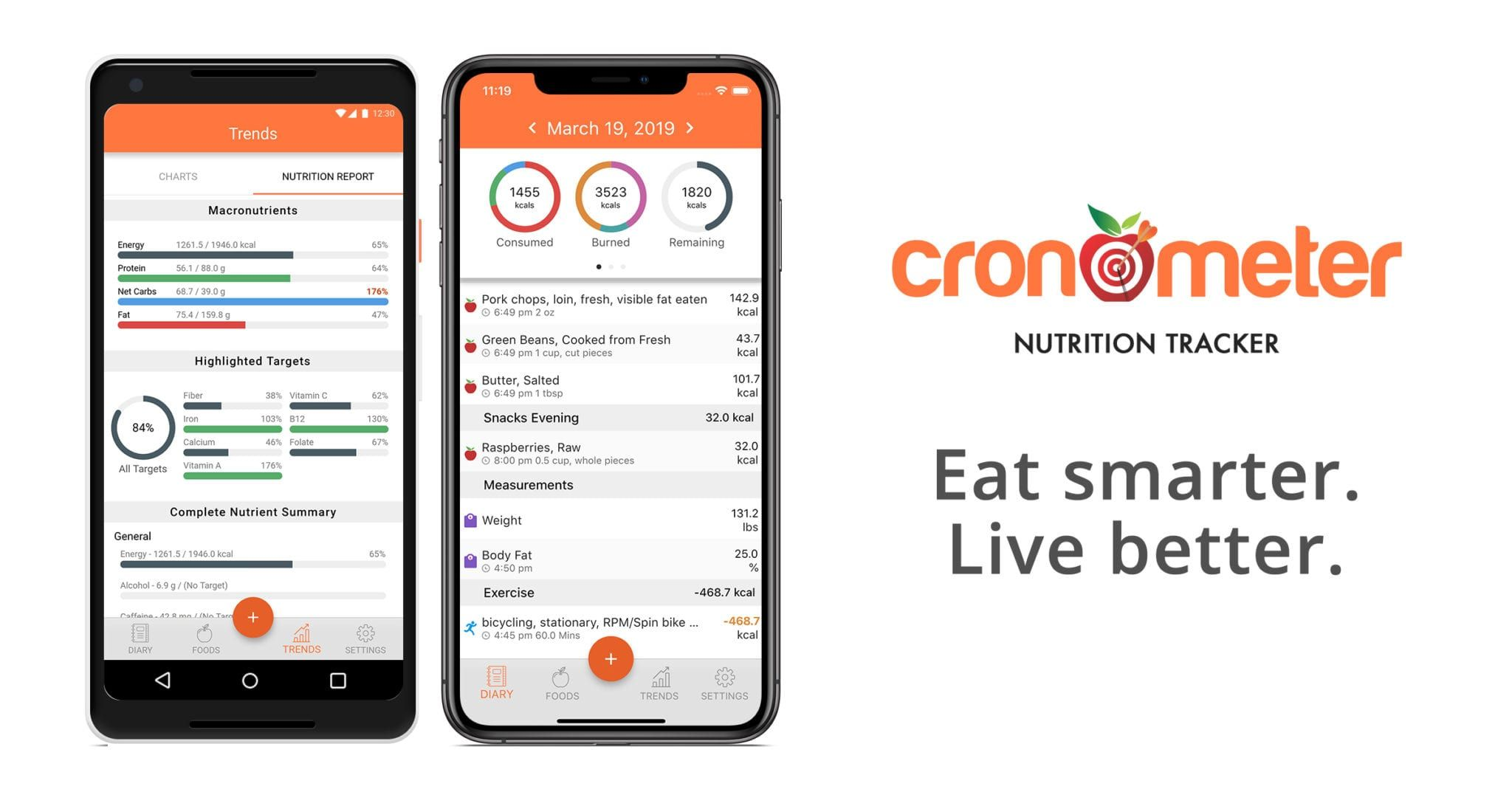 A Web App For Counting Calories And Tracking Your Diet And Health Metrics In 2020 Calorie Counting Calorie Counter App Nutrition Tracker