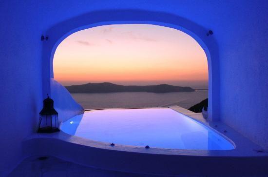 Sun Rocks Hotel Santorini Private Pool In Grand Suite