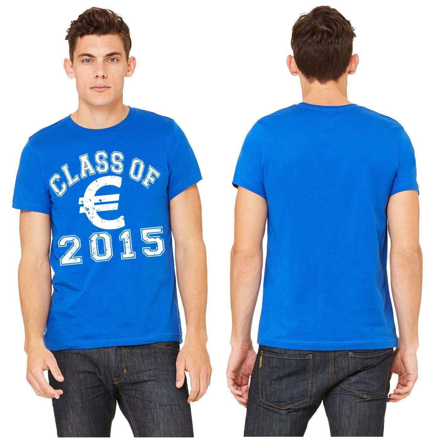 Class Of 2015 Finance T-shirt