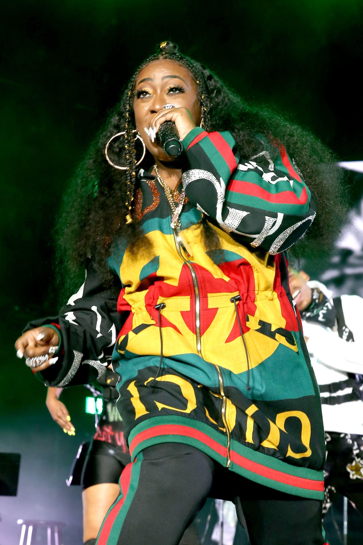 Missy Elliott Her Career Then & Now