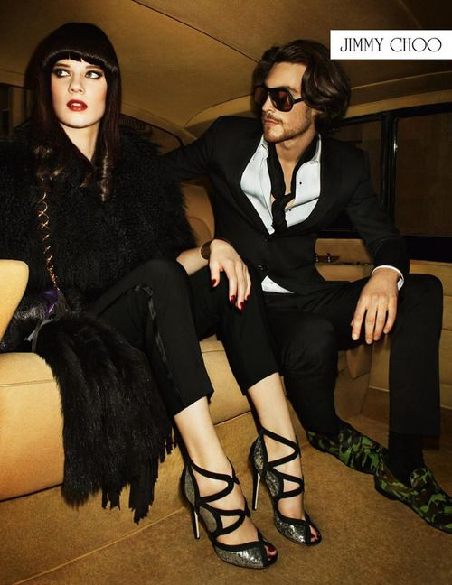 0b90dffe8267 Jimmy Choo Fall Winter 2012 Campaign.