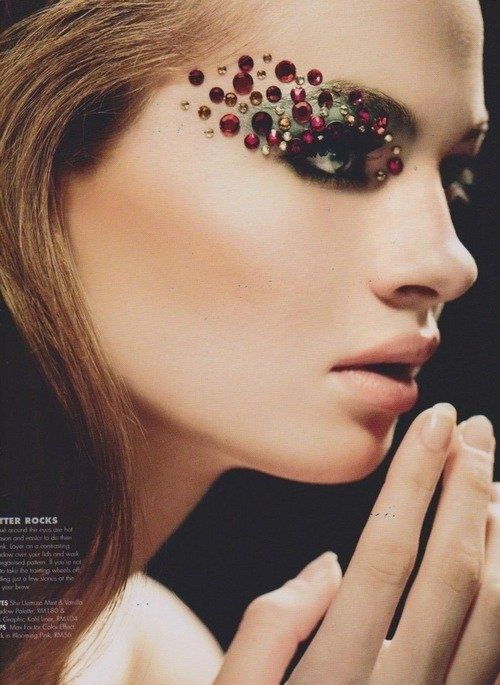 Avant Garde Eye Makeup Bing Images Eyes Pinterest Avant